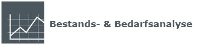 service bestands bedarfsanalyse. Black Bedroom Furniture Sets. Home Design Ideas